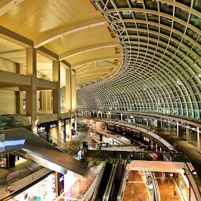 Marina Bay Sands Shopping Centre by Handoko Lukito - Buildings & Architecture Architectural Detail