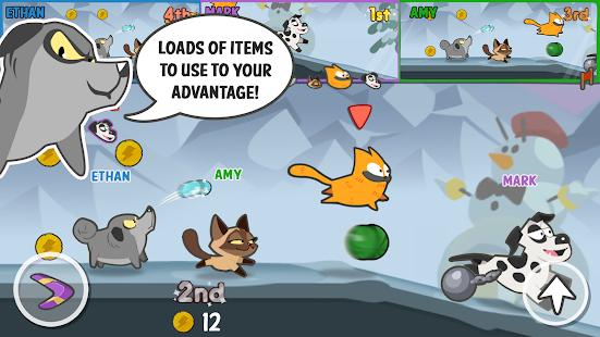 Pets Race – Fun Multiplayer PvP Online Racing Game 3