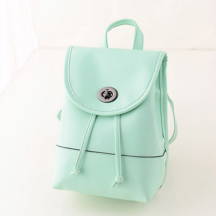 Candy Wonder Backpack Bag/Casual Outfit-TL0022-TIFFANY by DOUBLE LH SUPPLY