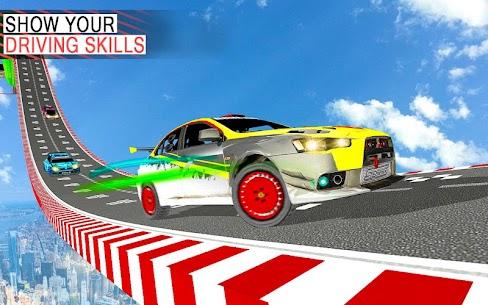 GT Car Racing Stunts-Crazy Impossible Tracks 2