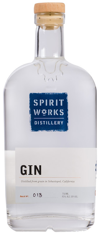 Logo for Spirit Works Distillery Gin
