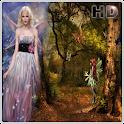 Beautiful Fairy Wallpaper icon