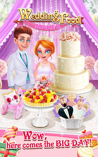 Dream Wedding Party Food Chef