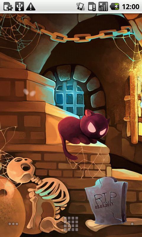 Скриншот Spooky Castle Demo