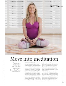 Yoga Journal- screenshot thumbnail