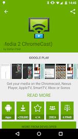 Cast Store for Chromecast Apps Screenshot 2
