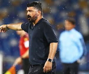 Officiel : Gennaro Gattuso, à peine arrivé et déjà parti !