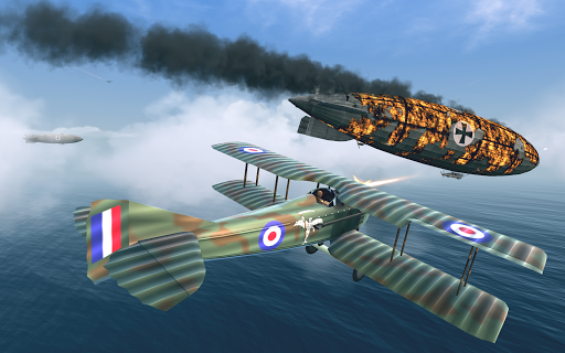 Warplanes: WW1 Sky Aces 1.3 screenshots 10