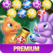 Dinosaur Eggs Pop 2: Rescue Buddies Bubble Shooter