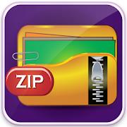 Zip file Extractor with Unzip && 7z Unrar