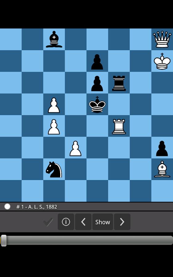 Chess - screenshot