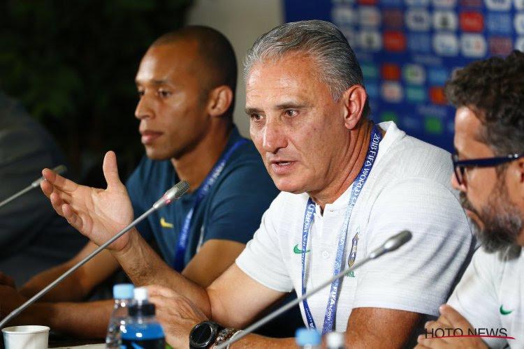 Brazilië heeft geen geheimen voor Rode Duivels: bondscoach Tite maakt nu al bekend hoe hij zijn ploeg gaat opstellen
