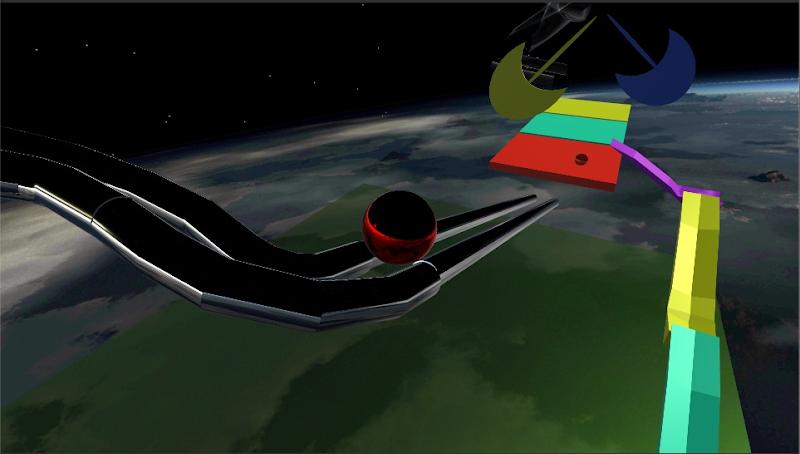 Скриншот EDGE BALL