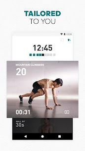adidas Training by Runtastic – Fitness Workouts App Download For Android and iPhone 2