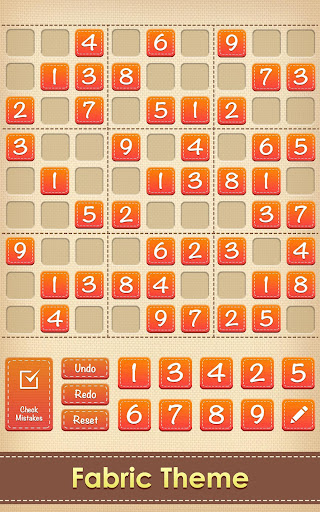 Sudoku Numbers Puzzle  screenshots 12