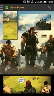 Visionbooks Comics- screenshot thumbnail