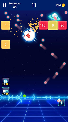 Bounce shooter 5.0 screenshots 4