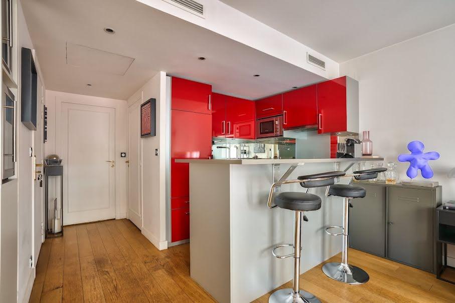 Vente appartement 2 pièces 45.17 m² à Paris 8ème (75008), 750 000 €