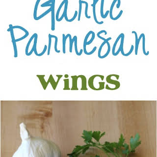 Crock Pot Garlic Parmesan Chicken Wings.