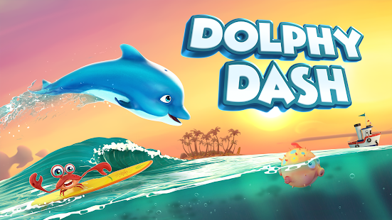 Dolphy Dash Screenshot
