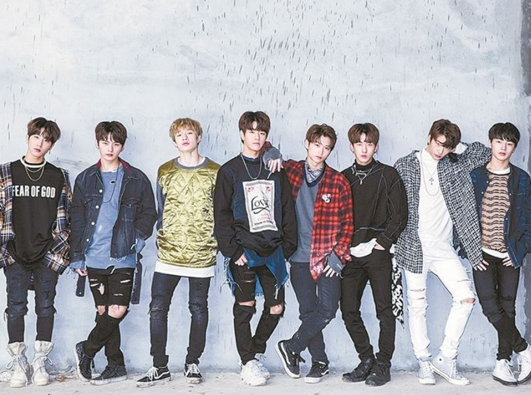 Stray Kids JYP