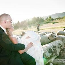 Wedding photographer Katarzyna Fręchowicz (demiartPl). Photo of 30.10.2017