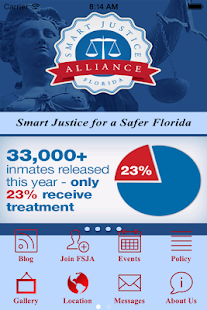 Florida Smart Justice Alliance- screenshot thumbnail