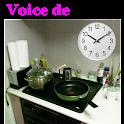 Voice de Kitchen Timer Trial icon