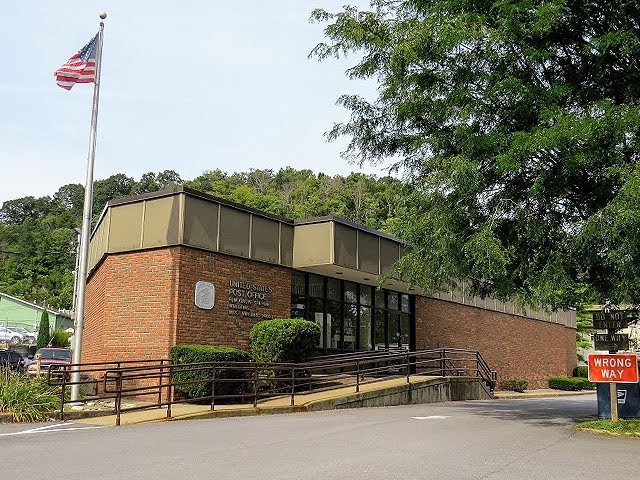 Wheeling: Elm Grove Station post office