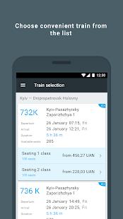 Railway tickets - náhled