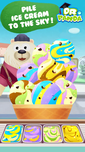 Dr. Panda Ice Cream Truck Free  screenshots 10