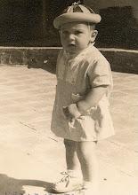 Photo: Pedrasanta, 1958