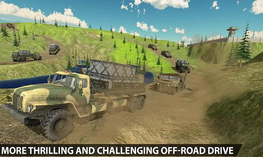 Army Legion Weapon Transport Truck - World War II 1.0.1 screenshots 2