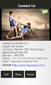 Logus Jeans (Bottom Wear) screenshot 1