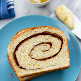 Cinnamon Swirl Bread with Perfectly Salted Butter + a $25 ShopRite Giftcard! Recipe