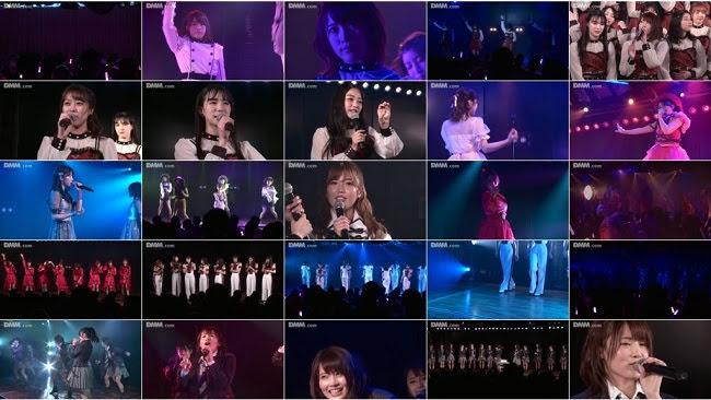 200116 (1080p) AKB48 岡部チームA「目撃者」公演 岡部麟 生誕祭 DMM HD