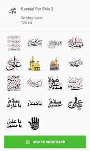 Islamic Stickers, Islamic Stickers For Whatsapp App Download For Android 2