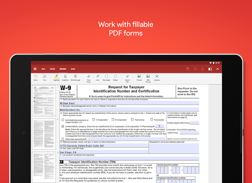 OfficeSuite - Office, PDF, Word, Excel, PowerPoint screenshot 15