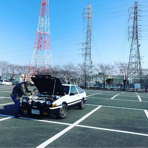 スプリンタートレノ AE86 AE86 GT-APEX 58年式のカスタム事例画像 lemoned_ae86さんの2019年01月14日10:04の投稿