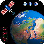 Live Earth Map HD - Area Calculater App for Land