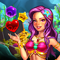 Jewel Abyss: Match3 puzzle icon