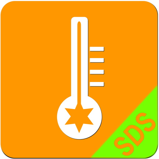 天气の温度センサウィジェット LOGO-HotApp4Game