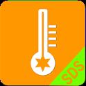 Temperature Sensor Widget icon