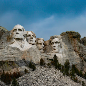 by Christa Ehrstein - Landscapes Travel ( southdakota, carving, mt.rushmore, travel,  )