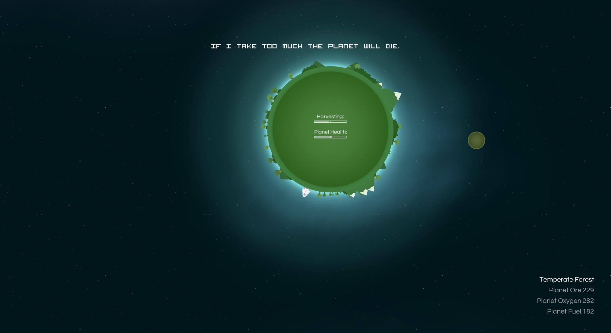 Last Horizon screenshot #3