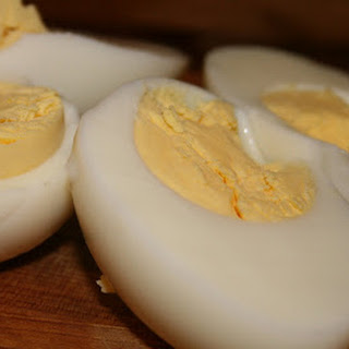 Perfect Boiled Eggs.