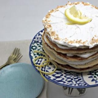 Lemon Coconut Cream Stack Cake.