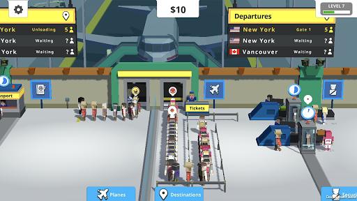 Idle Tap Airport 1.14.1 screenshots 3