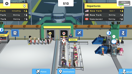 Game Idle Tap Airport APK for Windows Phone