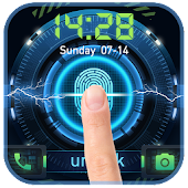 High-tech Fingerprint Lockscreen Prank